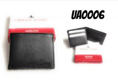 Stylish Leather Wallet |Card Holder & Coin Purse With New Design For Men (Black)