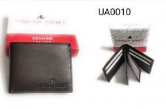 Leather Stylish Wallet|Card Holder & Coin Purse With New Design For Men (Black)