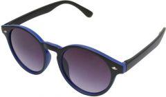 Stylish UV Protection Wayfarer Sunglasses For Unisex (Black)  (Pack Of 1)