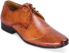 MOSHTO Men's Formal Shoes | Slip-On Office Shoes | Party Shoes