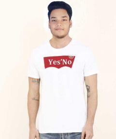 Boys Stylish & Fashionable Round Neck White T-Shirt (Pack of 1)