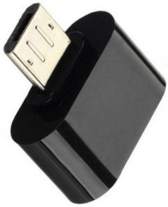 YadavEnterprises Ideal & Best Technology Micro USB OTG Adapter (Black) | (Pack of 1)