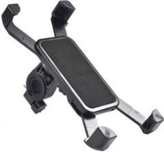 YadavEnterprises Motorcycle Bicycle MTB Bike Mobile Phone Cradle Adjustable Handlebar Mount. Bike Mobile Holder (Pack of 1)   (Black)