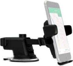 YadavEnterprises Car Mobile Holder for Windshield, Dashboard (Black)   (Pack of 1)