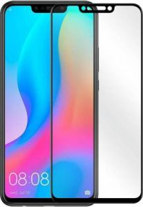 YadavEnterprises Ideal & Strong Edge To Edge Strong Tempered Glass for Huawei Nova 3