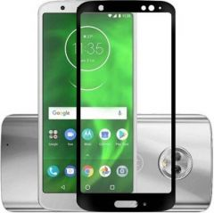 YadavEnterprises Ideal & Strong Edge To Edge Strong Tempered Glass for Motorola Moto G6