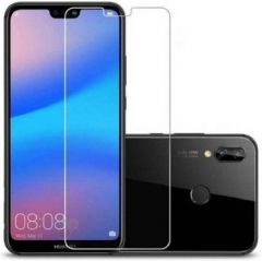 YadavEnterprises Ideal & Strong Edge To Edge Strong Tempered Glass for HUAWEI P20 LITE (Pack of 1)
