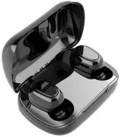 YadavEnterprises Stylish & Best Sports Stereo Headphones Bluetooth Headset (Black) | (True Wireless)
