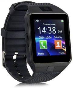 Yadaventerprises Smart Watch For Girls And Boys Smartwatch (Black Strap | (Free Size)