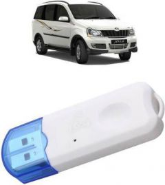 YadavEnterprises 20M Ultra-Mini Bluetooth CSR 4.0 Dongle USB Adapter (White) | (Pack of 1)