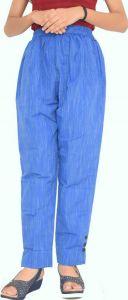YadavEnterprises Trendy & Fashionable Fit Pure Khadi Trousers Womens