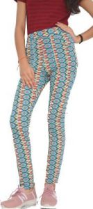 YadavEnterprises Stylish & Fashionable Printed Jegging-YDV-NOW-8A