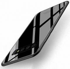 YadavEnterprises Back Case/Back Cover for SAMSUNG GALAXY S10 (Black) | (Grip Case)