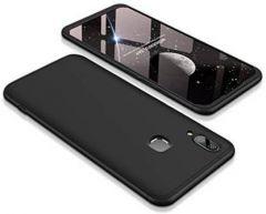 YadavEnterprises Back Case/Back Cover for Vivo V9 (Black) | (Grip Case)