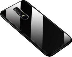 YadavEnterprises Back Case/Back Cover for ONE PLUS 6T (Black) | (Grip Case)