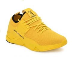 Raysfield FOOTWEAR Men Multicolour Latest Collection Sports Running Shoes