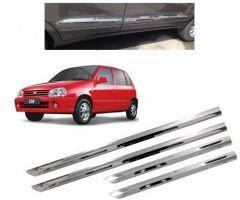 After Cars Maruti Suzuki Zen Car Steel Side Beading Set of 4