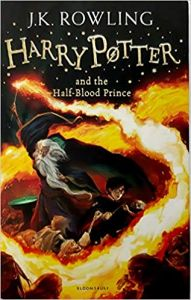 Harry Potter and the Half-Blood Prince, Book
