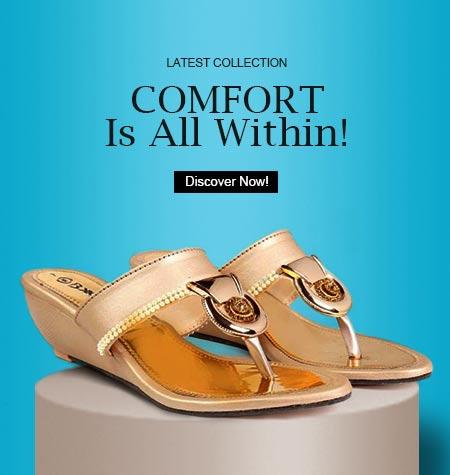 Latest Ladies Footwear